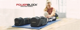 ALLENAMENTO CON I MANUBRI MANUBRI POWERBLOCK - Power Rack